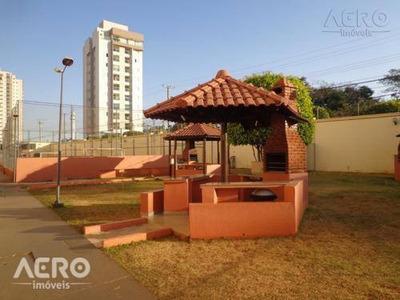 Apartamento Com 2 Dormitórios Para Alugar, 62 M² Por R$ 900/mês - Jardim Auri Verde - Bauru/sp - Ap1265