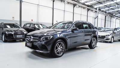 Mercedes Benz Glc Highway Turbo Blindado Nível 3 A 2019