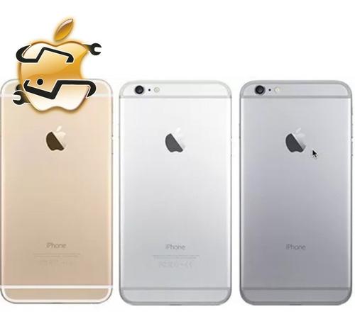 Carcasa Para iPhone 6 Plus Incluye Bandeja  Botones Original