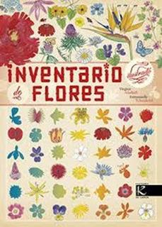 Inventario De Flores Ilustrado - Aladjidi, Tchoukriel