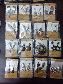 Bijuterias Atacado Com 250 Pares A Sua Escolha