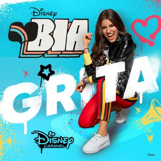 Bia Grita Cd Nuevo 2020 Disney Cerrado Original