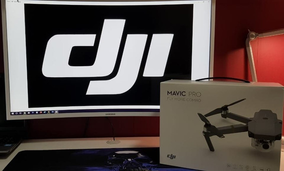 Dji Mavic Pró Fly More + Anatel + Nota Fiscal + Acessório