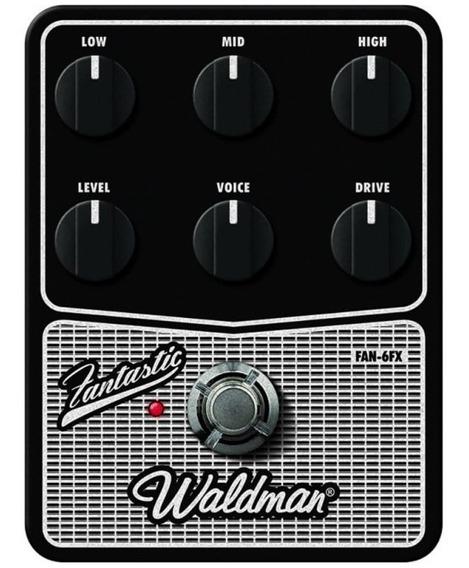 Pedal Para Guitarra Waldman Fantastic - Fan-6fx
