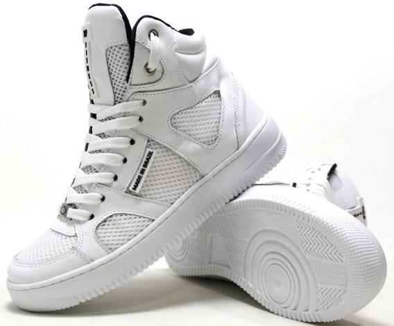 Tenis Sneakers Botinhas Academia Promoção Oferta Emcouro Top