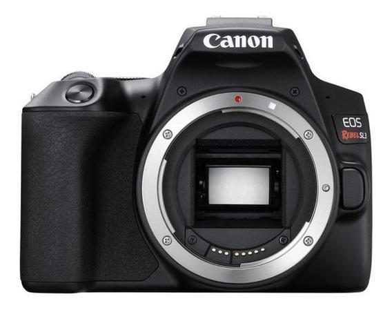 Canon Eos Sl3 Corpo + Brinde + Nf-e (garantia)