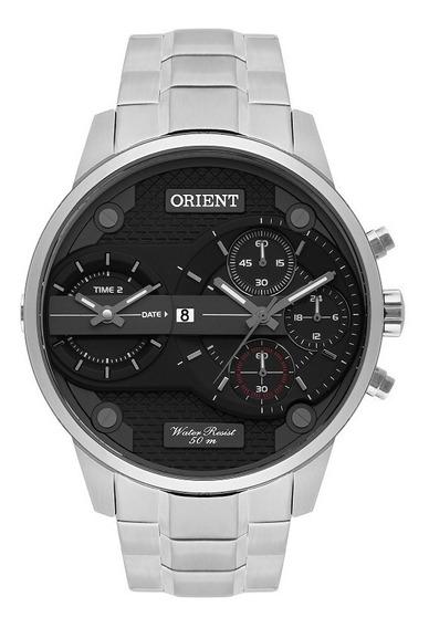 Relógio Orient Mbsst001 P1sx C/ Nf-e