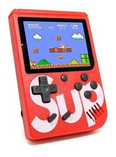 Nintendo Sup Mini Consola De Videojuegos Retro Game Box 400