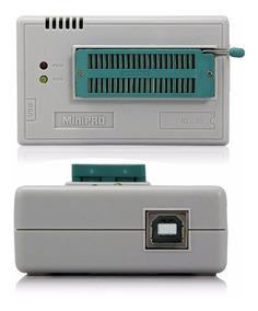 Programadora Gravadora Bios Tl866 Tl-866a Com Adaptador