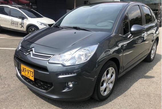 Citroën C3 Exclusive At 1.6l