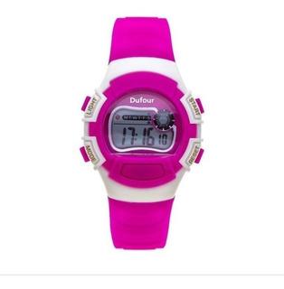 Reloj Digital Dufour Unisex / Caucho / Mod.13034 / Nuevo