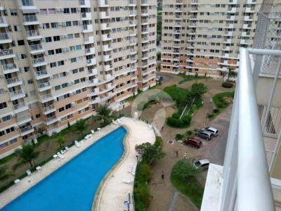 Apartamento Residencial À Venda, No Parque Das Águas Alcântara, São Gonçalo. - Ap6600