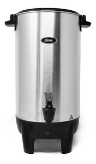 Cafetera Percoladora Pro 35 Tazas Aluminio Oster Bvstdc3390