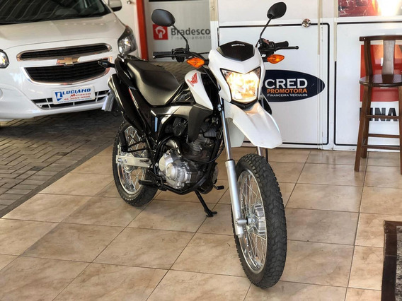 Honda Bros 160 2018