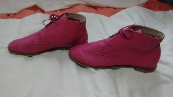 Botas De Mujer Rosas Reserv, 36