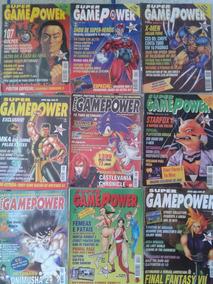 Revista Super Game Power 9 Unidades