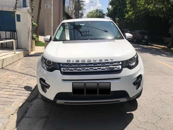 Land Rover Discovery Sport 2016 2.0 Si4 Hse 5p