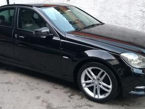 Mercedes-benz C-180 2012 Cgi 1.8 Special C/ 65.000 Km