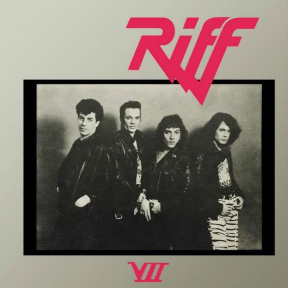 Riff - Vii 7 - Vinilo