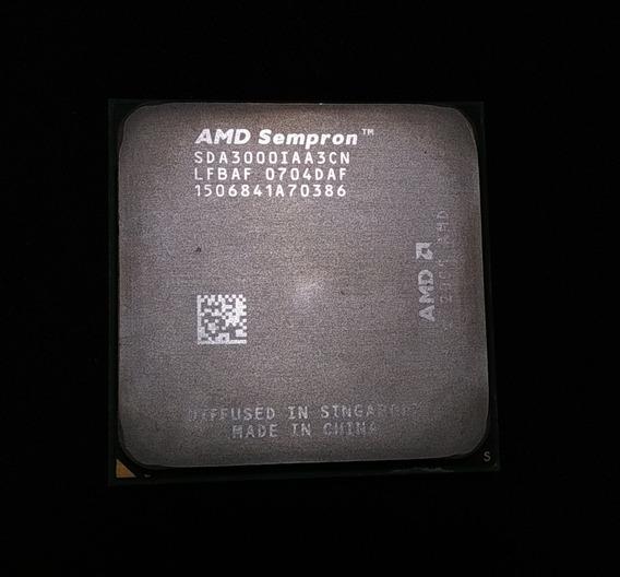 Processador Sempron 3000+ Socket Am2 Am2+ Amd Cpu