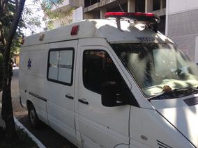 Ambulância Sprinter Furgão 2.2 Cdi 313 Longo Teto Alto
