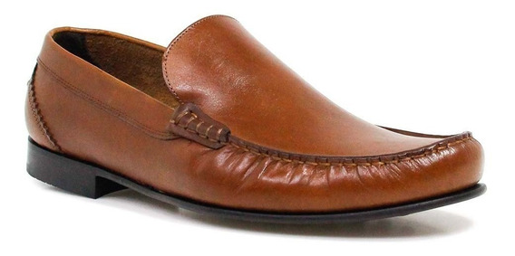 Sapato Zariff Shoes Loafer Couro 52728