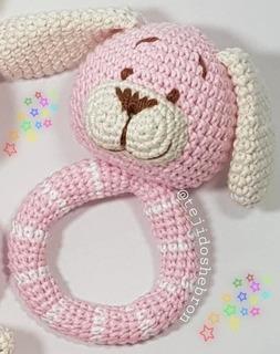 Chinesco Para Bebe En Algodon Tejido A Crochet