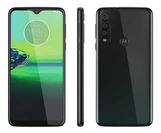 Smartphone Motorola G8 Play 32gb Preto Ônix 4g - 2gb Ram
