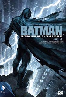 Dvd - Batman: El Caballero De La Noche Regresa Vol. 1