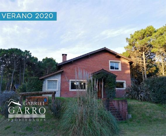 Alquiler Temporada De Verano 2020 | Chalet En Pinamar Norte