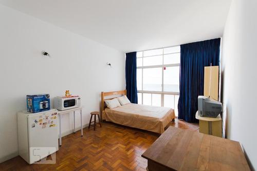 Apartamento À Venda - Consolação, 1 Quarto,  30 - S893122197