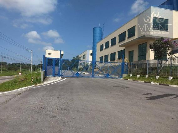 Galpão Industrial Para Locação, Rod. Índio Tibiriçá, Suzano. - Ga0014