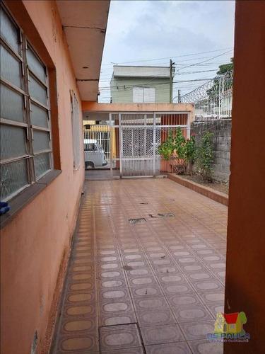 Imagem 1 de 16 de Casa Com 3 Dormitórios À Venda, 200 M² Por R$ 500.000,00 - Vila Carrão - São Paulo/sp - Ca0120