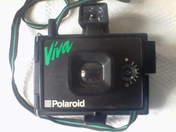 Cámara Fotográfica Instantánea Polaroid Viva 12greens