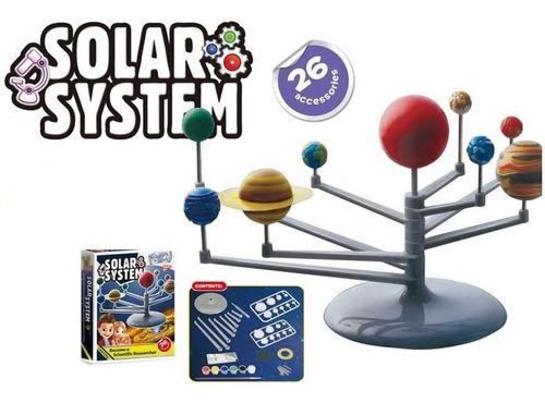 Laboratorio De Inicio Kit Sistema Solar 25 Accesorios St