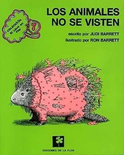 Los Animales No Se Visten - Barrett Judi