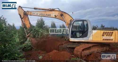 Escavadeira New Holland E215 Lc Ref.194539