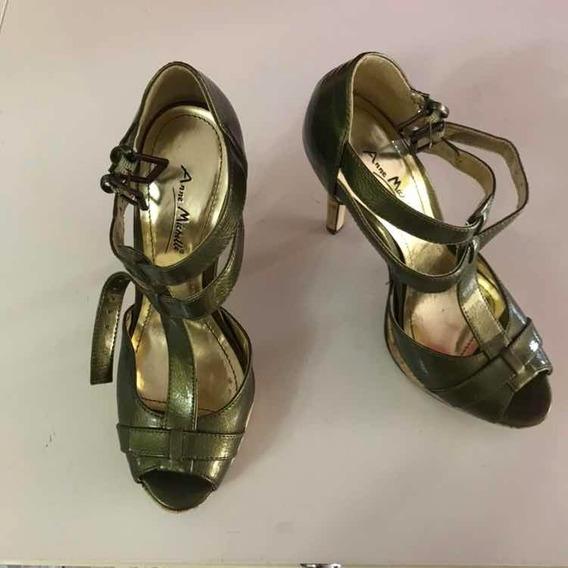 Zapatos De Tacon Dama Anne Michelle Impoertados