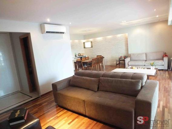 Apartamento Para Aluguel Por R$12.000,00/mês - Brooklin Paulista, São Paulo / Sp - Bdi15975