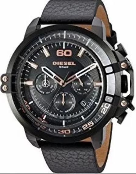 Reloj Diesel Dz4409 Deadeye Black Ip