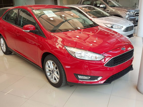 Ford Focus 1.6 S Sedan Anticipo Cuotas Financiacion #30