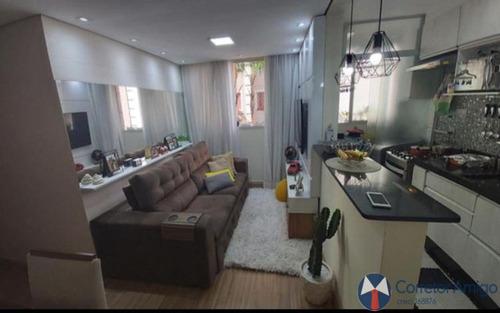 Imagem 1 de 19 de Excelente Apartamento No Picanço - Ml1046