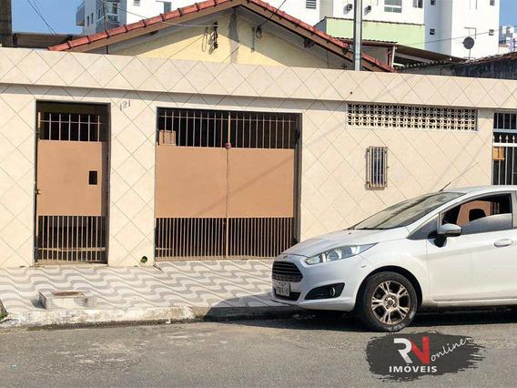 Casa Com 2 Dorms, Aviação, Praia Grande - R$ 200 Mil, Cod: 544 - V544