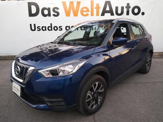 Nissan Kicks Sense 2019 Std Azul