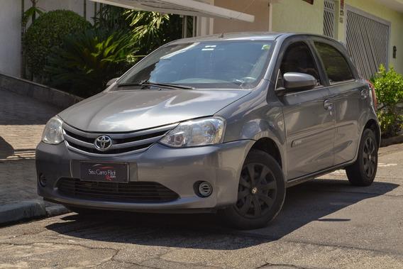 Toyota Etios Xs 1.5 - Completo - Impecável - 2015