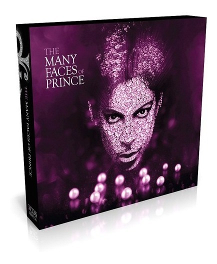 Prince - The Many Faces Of (3cd) Importado