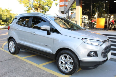 Ford Ecosport Titanium At 2.0 2014 Prata