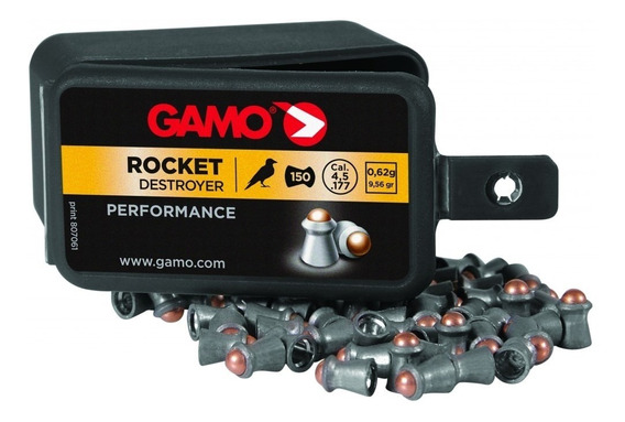 Diabolos Gamo Rocket 4.5 Caja X 150