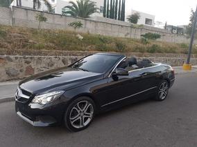 Mercedes Benz Clase E 2.0 250 Cgi Convertible At Como Nuevo!