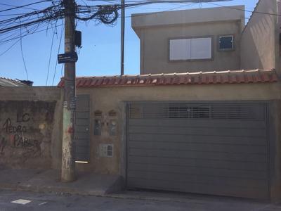 Aluga-se Sobrado Residencial 138m² No Bairro Casa Verde Alta
